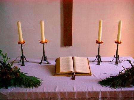 Bild: Ev. Kirche Königstädten